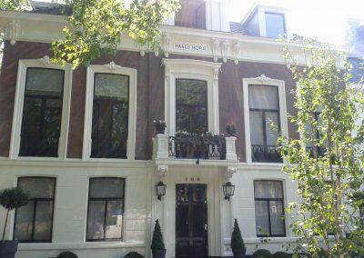 Haags Hopje: voorzijde