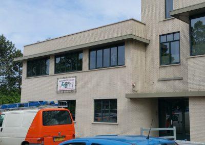 Dansschool Zoetermeer buiten schilderwerk (2)