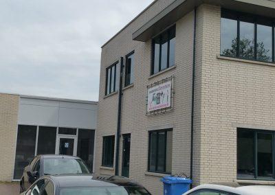 Dansschool Zoetermeer buiten schilderwerk (3)