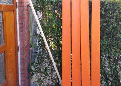 Vernieuwing zijkant dakkapel i.v.m houtrot (2)