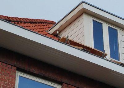 Vernieuwing zijkant dakkapel i.v.m houtrot (4)